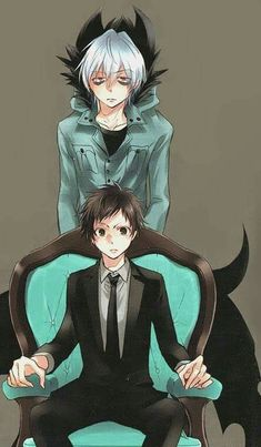 KURO nagyon örül a háttérben. Servamp Anime, Anime Demon, All Anime, Anime Art, Servamp Manga, Sleepy Ash, Stray Dogs Anime, Durarara, Handsome Anime