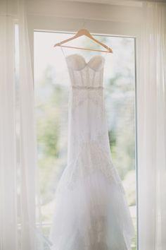 Corset wedding dress: http://www.stylemepretty.com/2014/03/07/lakeside-wedding-at-castle-maria-loretto/   Photography: Thomas Steibl - http://www.thomassteibl.com/