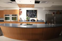 Teaching Kitchen at the ARC University of Illinois by Ray Cunningham, via Flickr