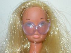 Vintage Malibu Barbie Doll 1970s With Purple by vintagegifts, $10.00