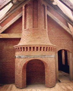 Pierce/Lee House ー Clay Chapman ca. 2001 #artisantrades #buildingrevival #hopeforarchitecture