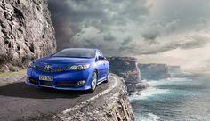 Toyota Atara - Retouching by Electric Art