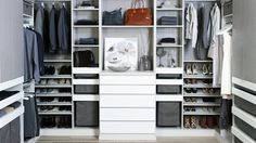 This collection is the best hardware available for walk-in closets. Request  ...