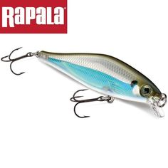 Online shopping for with free worldwide shipping - Page 4 Rapala Fishing Lures, Fishing Jig, Vintage Fishing Lures, Fishing Humor, Trout Fishing, Fishing Tackle, Bass Fishing, Fishing Stuff, Fishing For Beginners
