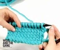 Knitting video tutorials (and illustrations) from the COOLEST knitting siteIve ever seen. Site design is awesome; video narrator voice is gorgeous. The site is trendy youthful and high-end..
