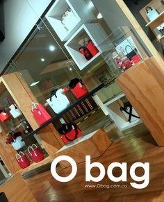 Contágiate de los colores de temporada en O bag  www.Obag.com.co