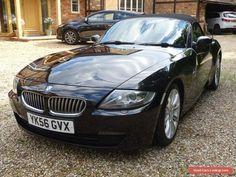 BMW Z4 3.0SI 2006 BLACK #bmw #z4 #forsale #unitedkingdom