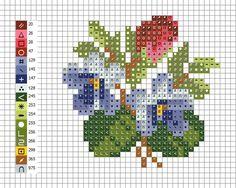 123 Cross Stitch, Cross Stitch Bird, Cross Stitch Bookmarks, Beaded Cross Stitch, Cross Stitch Flowers, Modern Cross Stitch, Cross Stitch Designs, Cross Stitching, Cross Stitch Embroidery