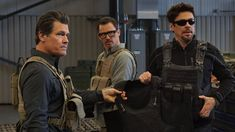 The second trailer for Sicario: Day of the Soldado sees Josh Brolin and Benicio Del Toro sparking a cartel war. In a new interview, Benicio Del Toro m. 2018 Movies, Hd Movies, Movies To Watch, Movies Online, Movie Tv, Emily Blunt, Frank Herbert, Jeffrey Donovan, New Trailers