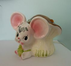 Vintage Night Light Enseco Missy Mouse with by Iprefervintage, $22.00