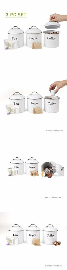 360 Best Canisters And Jars 20654 Ideas Canisters Jar Canister Sets