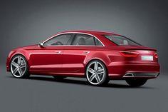 Audi A3 Sedan http://giornalemotori.it/70380/audi-a3-nasce-la-sedan/