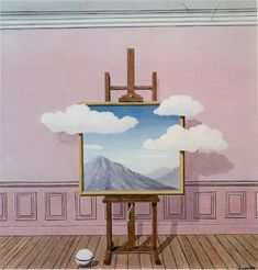 surreelust:  The Vengeance by Rene Magritte (1939)