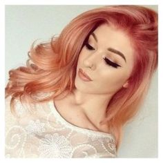 Stunning Rose Gold Hair Ideas For Women To Looks More Pretty47