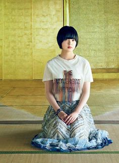 Japanese Mythology, Japan Fashion, Singer, Asian, Actresses, Shirt Dress, Hirate Yurina, Cute, Model