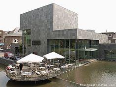 Terrace Van Abbemuseum, Eindhoven, The Netherlands