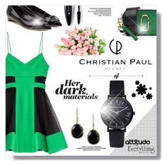 """""""Christian Paul"""" by sans-moderation ❤ liked on Polyvore featuring Marc Jacobs, David Koma, Rupert Sanderson, Effy Jewelry, Lancôme, contemporary and christianpaul"""