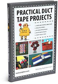 #ThinkGeek                #ThinkGeek                #Practical #Duct #Tape #Projects                    Practical Duct Tape Projects                                                  http://www.seapai.com/product.aspx?PID=1806724