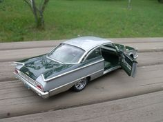 AMT 1960 Ford Starliner. The open door is a modification.