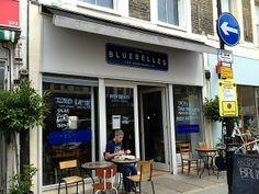 Bluebelles Cafe, Notting Hill, 320 Portobello Rd London, UK W10 5RU *On pinterest *