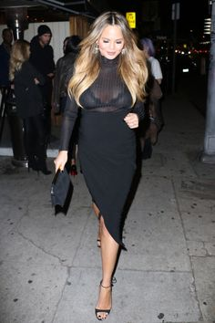Tracking Chrissy Teigen's maternity style. Click through to see all of her best looks: