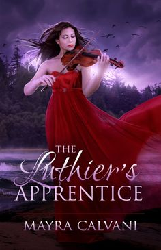 Confessions of a Self-Help Writer Giveaway! | The Dark Phantom-I figured I'd use this cover from Luthiers Apprentice bc its sweet-