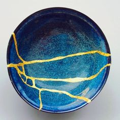 Kintsugi: The Japanese Art of Finding Beauty in Broken Dishes | Martha Stewart