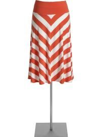 chevron striped skirts at ON, just bought this...love!