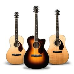 A NEW GENERATION OF PERFORMANCE ACOUSTICS THE PARAMOUNT™ SERIES ACOUSTIC GUITARS #Fender #newguitars