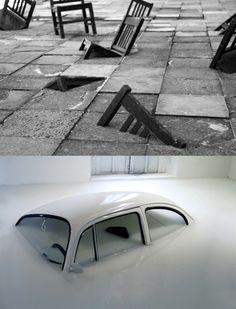 Ivan Puig: unsinkable art