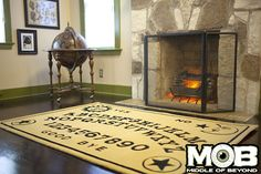 Spirit Board Rug from MIDDLEOFBEYOND.COM #middleofbeyond