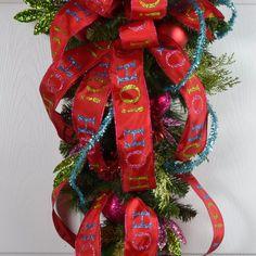 Ho Ho Ho Christmas Swag