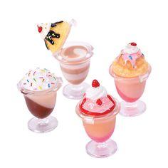 Dessert Lip Gloss (Bulk Pack of 12 Pieces)