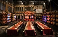 From a recent wedding at The Winery SF. Booked solid thru summer 2011. Call 415-735-8423 or email events@winery-sf.com for tour. | Yelp