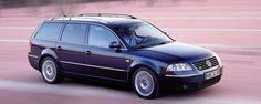 2004 Volkswagen Passat Wagon W8