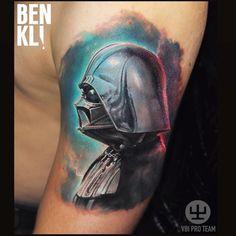Darth Vader Star War Tattoos – Best Tattoos In The World, Best Tattoos For Me, Best Tattoos For Men, Best Tattoos Designs, Best Tattoos Ideas Home Tattoo, Tattoo You, New Tattoos, Tattoos For Guys, Tattoos For Women, Cool Tattoos, Darth Vader Tattoo, Tattoo Images, Tattoo Photos