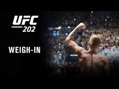 UFC 202 Weigh-In Video & Results - http://www.lowkickmma.com/UFC/ufc-202-weigh-in-video-results/