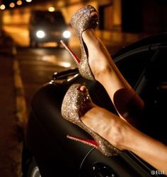 Red Bottoms <3
