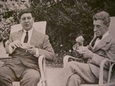 Maurice Ravel ve Alexis Roland- Manuel