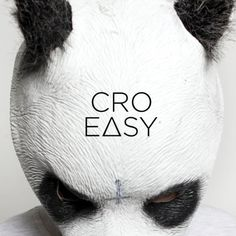 CRO - German Rapper - pretty awesome ;)!