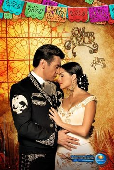 Que Bonito Amor - Telenovela based on Mariachis and their music