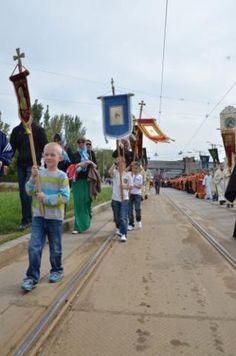 Zaporozhye. Trois sanctuaires - du nord, à l'ouest et au sud de l'Ukraine - Cosaques unis dans la prière pour la paix dans le pays (PHOTO + VIDEO) | Vіdkrity orthodoxe Unіversitet / Orthodoxie Ukraїnі