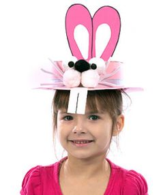 Buy Easter Bonnet Kits at Baker Ross. Look good this Easter with these fabulous bonnets! Made from strong card and easy to assemble, children will love decorating these w Holiday Crafts For Kids, Easter Crafts For Kids, Easter Ideas, Easter Art, Bunny Crafts, Easter Bonnets For Boys, Easter Hat Parade, Spring Hats, Easter Activities