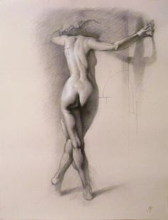 Sketch study by Roberto Ferri by toni