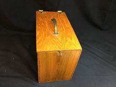 Wooden Storage Box #generic