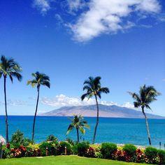 Four Seasons Resort Maui at Wailea, Kihei, Maui, Hawaii - View from the