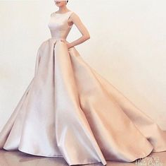 This Ball Gown By Poem Is Absolutely Breathtaking