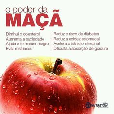 maçã                                                                                                                                                                                 Mais