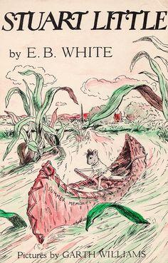 E.B. White's Stuart Little - illustrated by Garth Williams