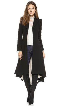 New victorian Brand Fashion Turn-down Collar Slim X-Long Trench Coat Winter Woollen Coat Women Overcoat Dovetail Plus Size available . Winter Coats Women, Coats For Women, New Look Coats, Women Clothing Stores Online, Long Trench Coat, Fashion Outfits, Womens Fashion, Fashion Clothes, Teen Fashion